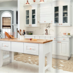white-kitchen-cabinets-island-Jasper-ga